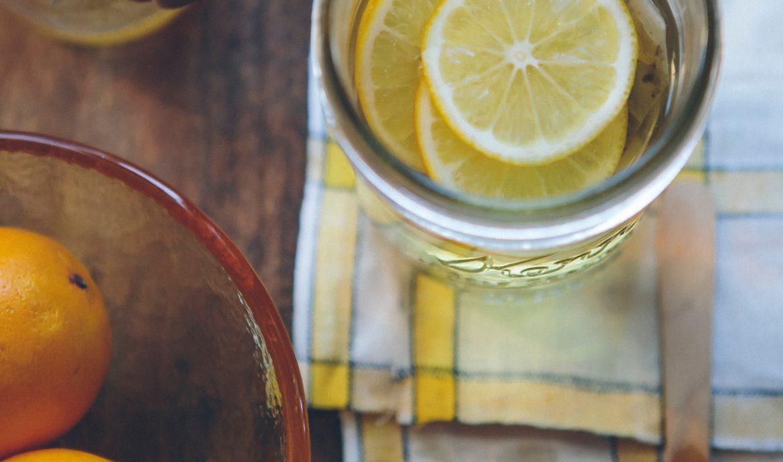 #everyday: Zacznij dzień od szklanki wody z cytryną